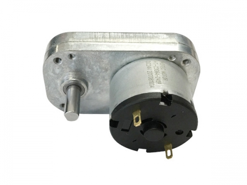 3 RPM electric DC motor with reduction gearing-Shenzhen